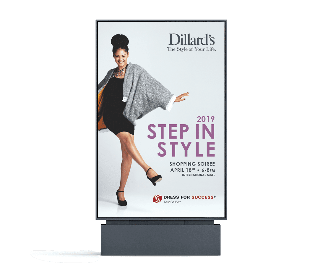 Dress for Success  Promotional Materials  Diace Designs